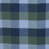 View Extra Image 1 of 2 of Weatherproof Vintage Brushed Flannel Shirt - Men's - Embroidered