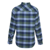 View Extra Image 2 of 2 of Weatherproof Vintage Brushed Flannel Shirt - Men's - Embroidered