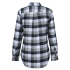 View Extra Image 2 of 2 of Weatherproof Vintage Brushed Flannel Shirt - Ladies' - Embroidered
