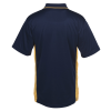 View Extra Image 2 of 2 of Cool & Dry Sport Two-Tone Polo - Men's