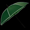 View Extra Image 1 of 3 of Reflective Piping Umbrella - 46 inches Arc