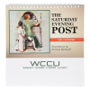 View Extra Image 1 of 5 of The Saturday Evening Post Norman Rockwell Desk Calendar - Large