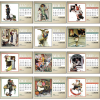 View Extra Image 5 of 5 of The Saturday Evening Post Norman Rockwell Desk Calendar - Large