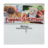 View Extra Image 1 of 4 of Puppies & Kittens Desk Calendar
