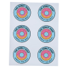 """View Image 2 of 2 of Button Sheeted Stickers - Circle - 3"""""""