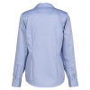 View Extra Image 1 of 2 of Pinpoint Oxford Non-Iron Dress Shirt - Ladies'