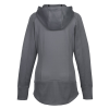 View Extra Image 2 of 2 of New Era Avenue Full-Zip Hoodie - Ladies' - Embroidered