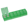 View Extra Image 1 of 3 of Quick Care Weekly Med Minder - Translucent