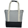View Extra Image 2 of 2 of Cutter & Buck 16 oz. Cotton Boat Tote Cooler - Embroidered