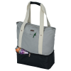 View Extra Image 1 of 2 of Cutter & Buck 16 oz. Cotton Boat Tote Cooler - 24 hr