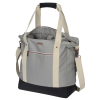 View Extra Image 1 of 3 of Cutter & Buck Cotton Laptop Tote - 24 hr