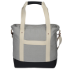 View Extra Image 3 of 3 of Cutter & Buck Cotton Laptop Tote - 24 hr