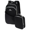 View Extra Image 5 of 5 of High Sierra 15 inches Laptop Backpack with Lunch Cooler - Embroidered