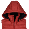 View Extra Image 1 of 3 of Spyder Supreme Puffer Vest - Ladies'
