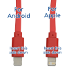 View Image 4 of 5 of Horizon Duo Charging Cable