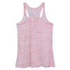 View Extra Image 1 of 2 of Bella+Canvas Flowy Racerback Tank - Ladies'