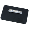 """View Extra Image 2 of 2 of Chalkboard Name Badge - 2""""x 3"""" - Jeweler's Pinback - 24 hr"""