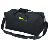 View Extra Image 1 of 2 of Cutter & Buck Deluxe 20 inches Carry-All Duffel - Embroidered