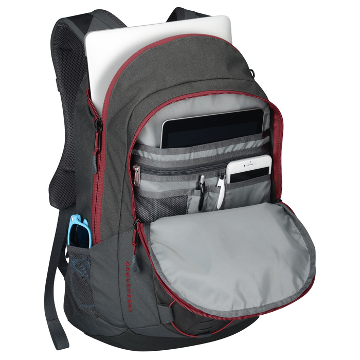 b62dbd2a61 4imprint.com: The North Face Groundwork Laptop Backpack 148844