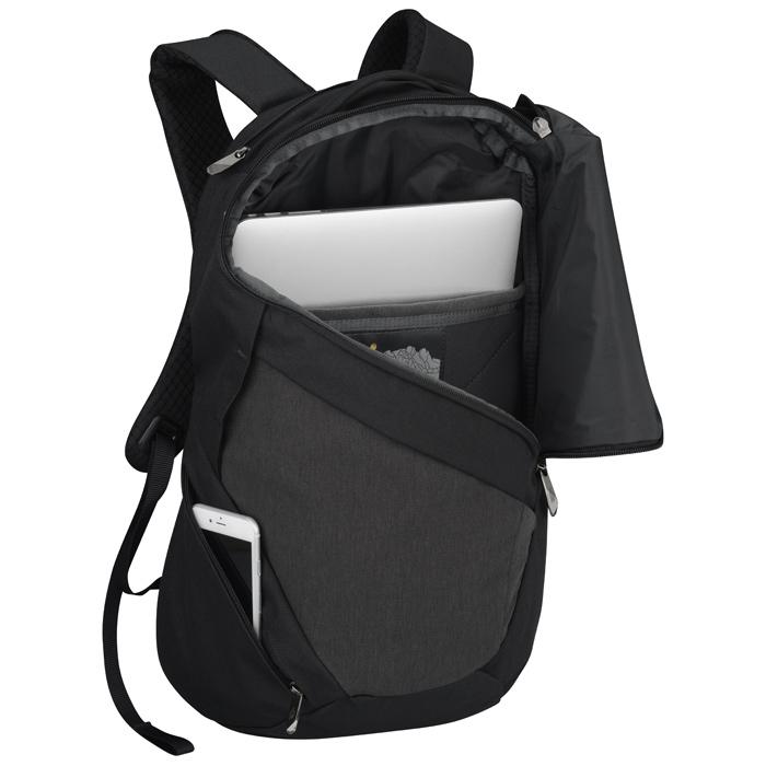4imprint.com  The North Face Aurora II Laptop Backpack 148845 b3a4a5f3b17f