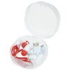 View Image 3 of 4 of Bluetooth Ear Buds with Travel Case
