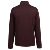 View Extra Image 1 of 2 of Cutter & Buck Advantage Tri-Blend 1/2-Zip Pullover - Men's