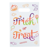 """View Extra Image 1 of 2 of Full Color Halloween Bag - 13"""" x 9"""" - Candy"""