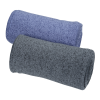 View Extra Image 1 of 1 of Heathered Fleece Blanket - 24 hr