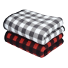 View Extra Image 1 of 1 of Northwoods Plaid Blanket