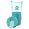 View Extra Image 2 of 3 of Igloo Havasu Tritan Tumbler - 22 oz. - 24 hr