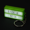 View Extra Image 7 of 7 of Cinema Box Light-Up Keychain