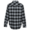 View Extra Image 1 of 2 of Roots73 Sprucelake Flannel Plaid Shirt - Men's