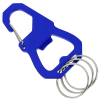 View Extra Image 2 of 4 of Devin Bottle Opener Carabiner - 24 hr