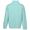 View Extra Image 1 of 2 of Comfort Colors Garment-Dyed 1/4-Zip Pullover - Men's