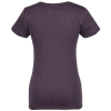View Extra Image 1 of 2 of American Apparel Blend T-Shirt - Ladies' - Colors - Embroidered