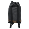 View Extra Image 1 of 2 of Field & Co. Campster Drawstring Backpack - Embroidered