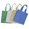 View Extra Image 1 of 1 of Monroe Soft Glitter Gift Tote - 24 hr