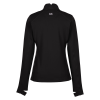 View Extra Image 1 of 2 of Cutter & Buck Traverse 1/2-Zip Pullover - Ladies'