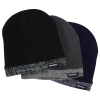 View Extra Image 1 of 1 of Koozie® Heather Edge Beanie