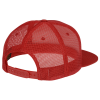View Extra Image 1 of 1 of Yupoong Foam Trucker Cap - Solid