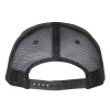 View Extra Image 1 of 1 of Yupoong Foam Trucker Cap -Two Tone - Full Color