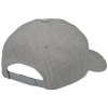 View Extra Image 1 of 1 of Yupoong Premium Curved Visor Snapback Cap