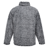 View Extra Image 1 of 2 of J. America Epic Sherpa 1/4-Zip Pullover - Men's