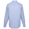 View Extra Image 1 of 2 of Cutter & Buck Epic Easy Care Stretch Oxford Stripe Shirt - Men's