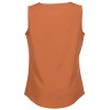 View Extra Image 1 of 2 of Bella Sleeveless V-Neck Blouse - Ladies'