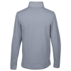 View Extra Image 1 of 2 of Under Armour Corporate Sweater Fleece Snap-Up - Embroidered