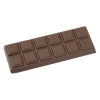View Image 2 of 2 of Wrapped Belgian Chocolate Bar - 1 oz.