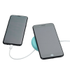 View Extra Image 3 of 5 of Wrap Around Wireless Charging Pad with Duo Charging Cable - 24 hr