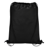 View Extra Image 2 of 3 of Carver Zip Pocket Drawstring Sportpack - 24 hr