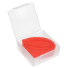 View Image 3 of 5 of Reusable Silicone Straw in Case